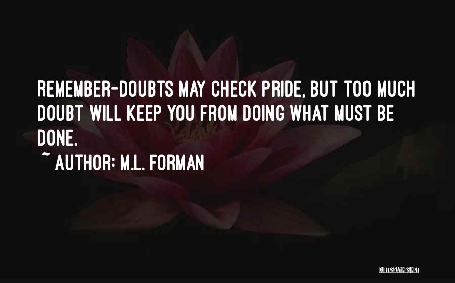 m l forman famous quotes sayings