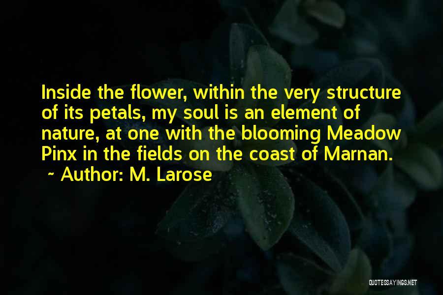 M. Larose Quotes 1673933