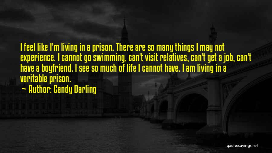 M&m Candy Quotes By Candy Darling