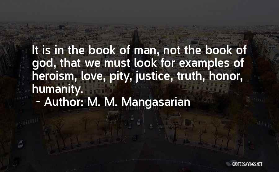 M. M. Mangasarian Quotes 968378