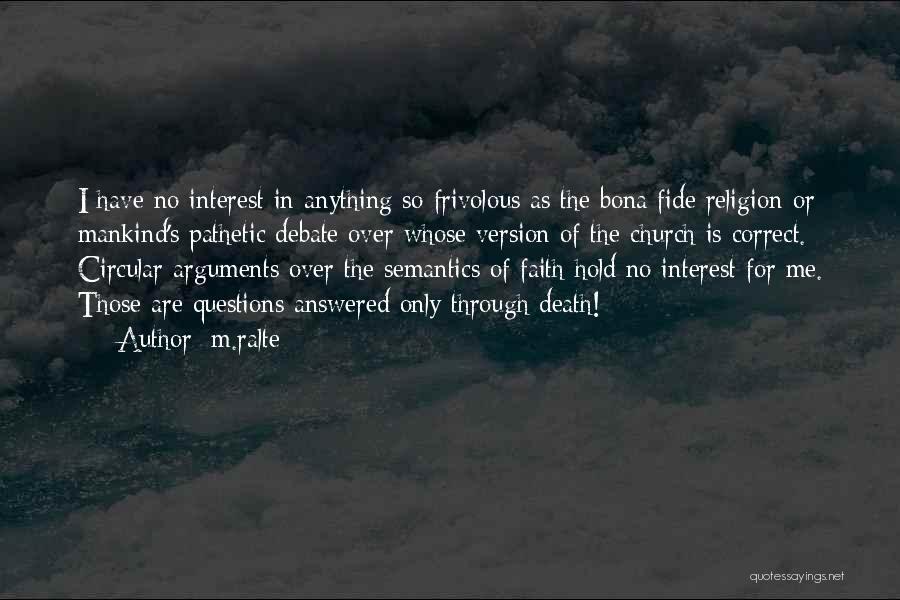 M.ralte Quotes 1419326