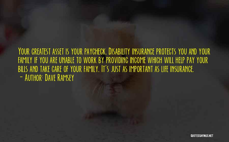 M&s Life Insurance Quotes By Dave Ramsey