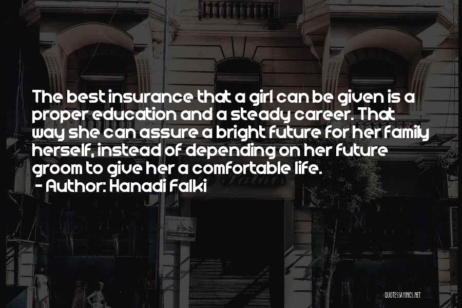 M&s Life Insurance Quotes By Hanadi Falki