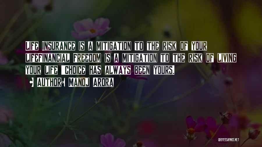 M&s Life Insurance Quotes By Manoj Arora