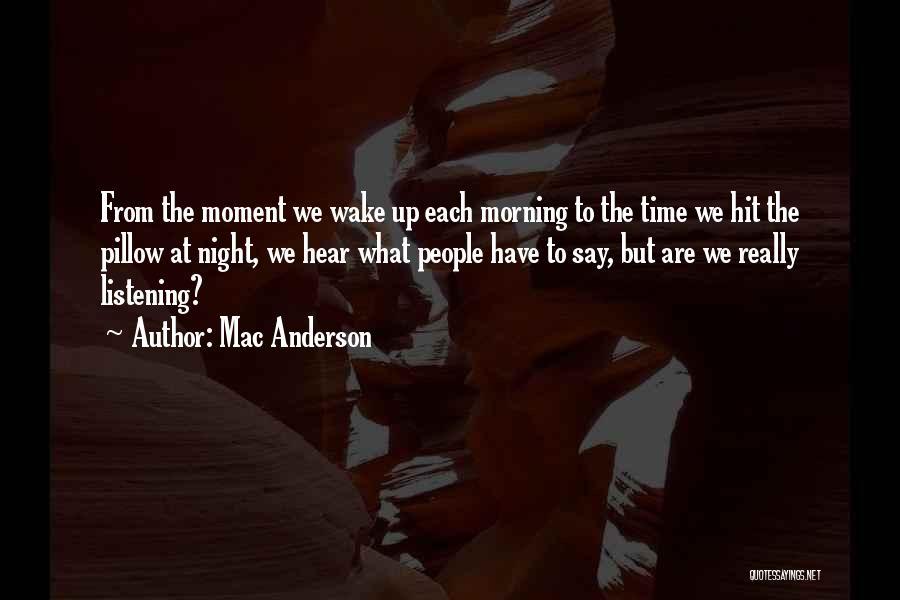 Mac Anderson Quotes 1203185