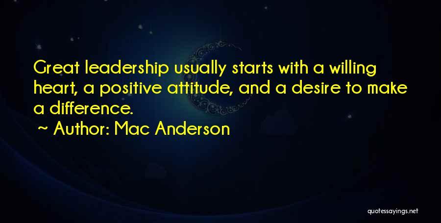 Mac Anderson Quotes 1285614