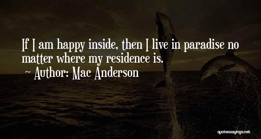Mac Anderson Quotes 1632675