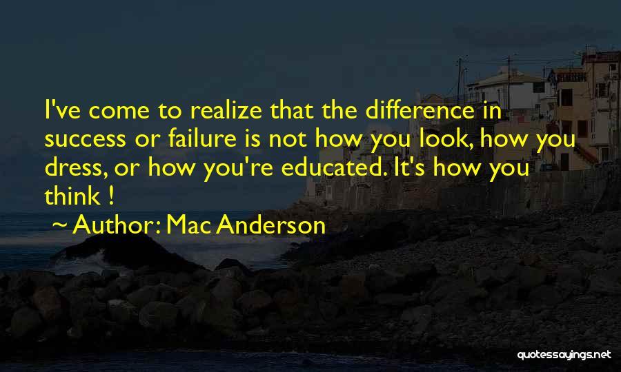 Mac Anderson Quotes 1830008