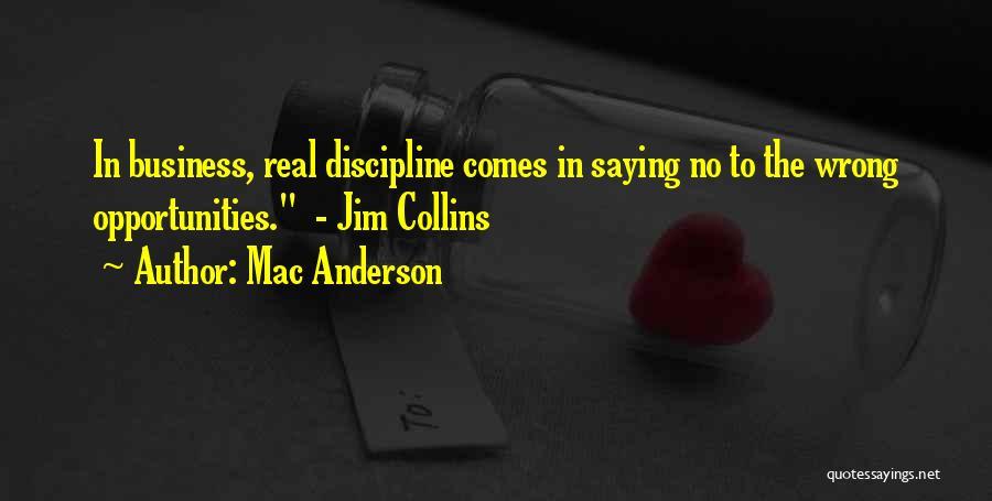 Mac Anderson Quotes 1905948