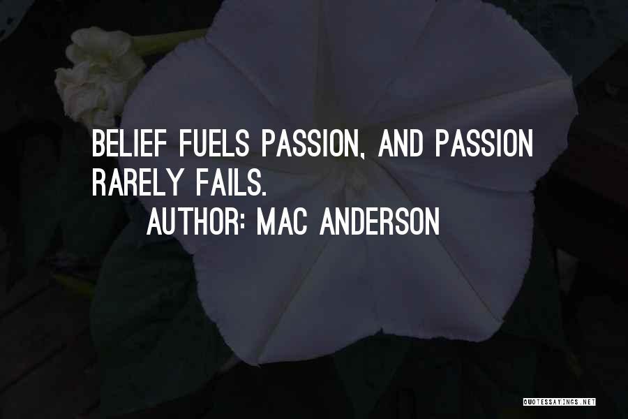 Mac Anderson Quotes 2038777