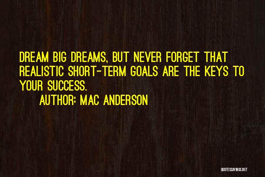 Mac Anderson Quotes 2182774