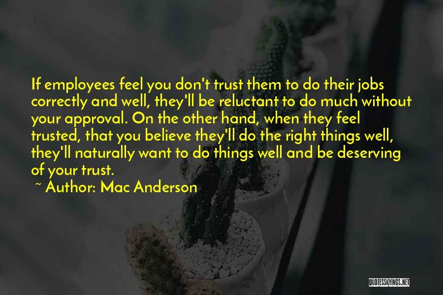 Mac Anderson Quotes 687814