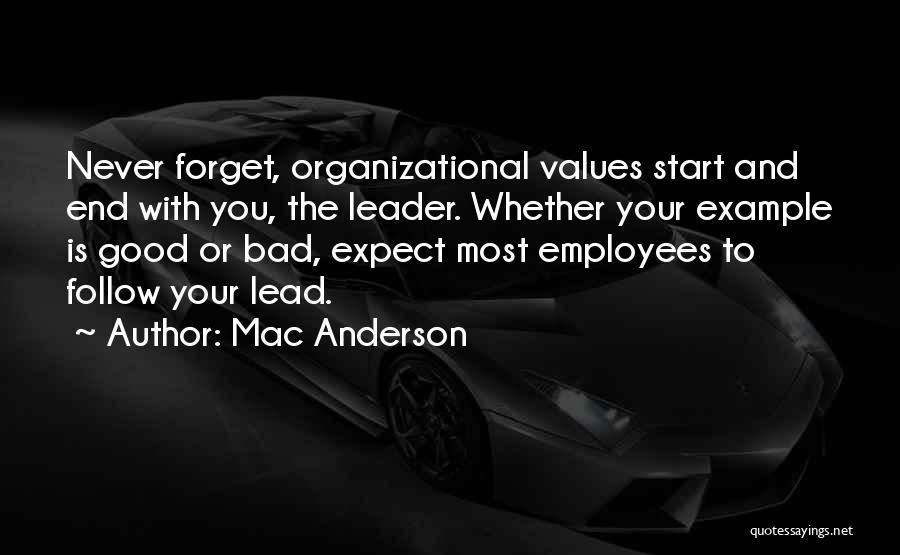 Mac Anderson Quotes 900031