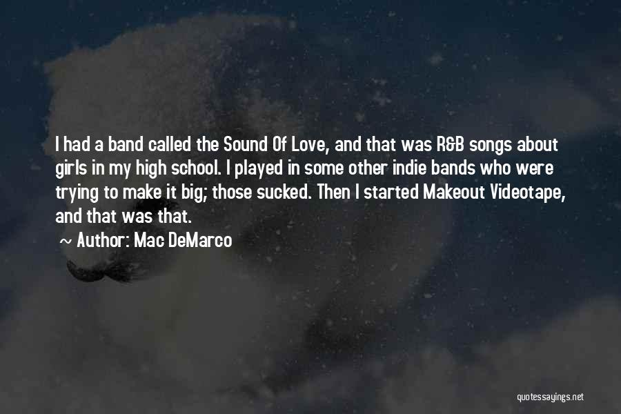 Mac DeMarco Quotes 1242551