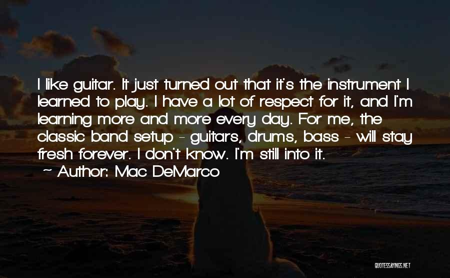 Mac DeMarco Quotes 150687