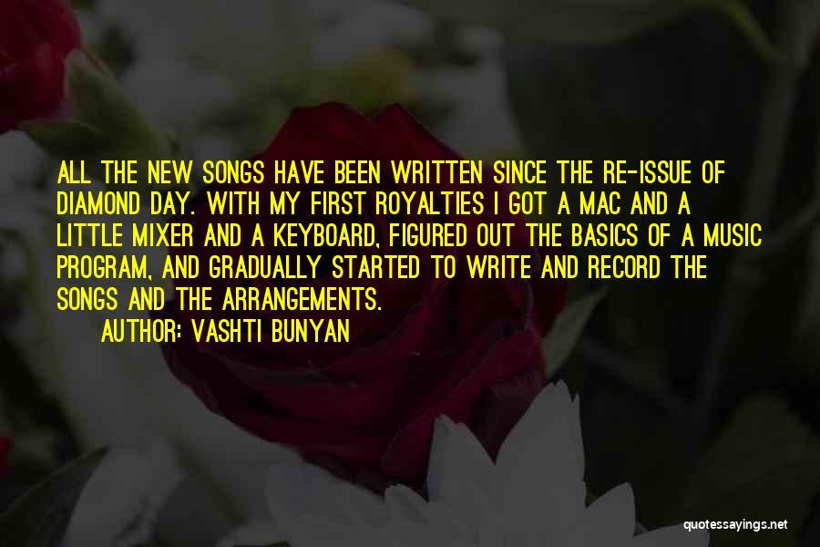 Mac Keyboard Quotes By Vashti Bunyan