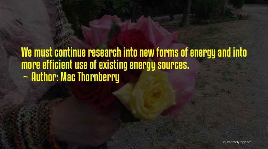 Mac Thornberry Quotes 1627578