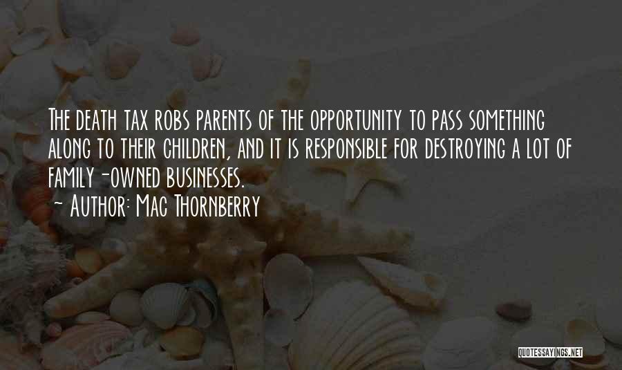 Mac Thornberry Quotes 755917