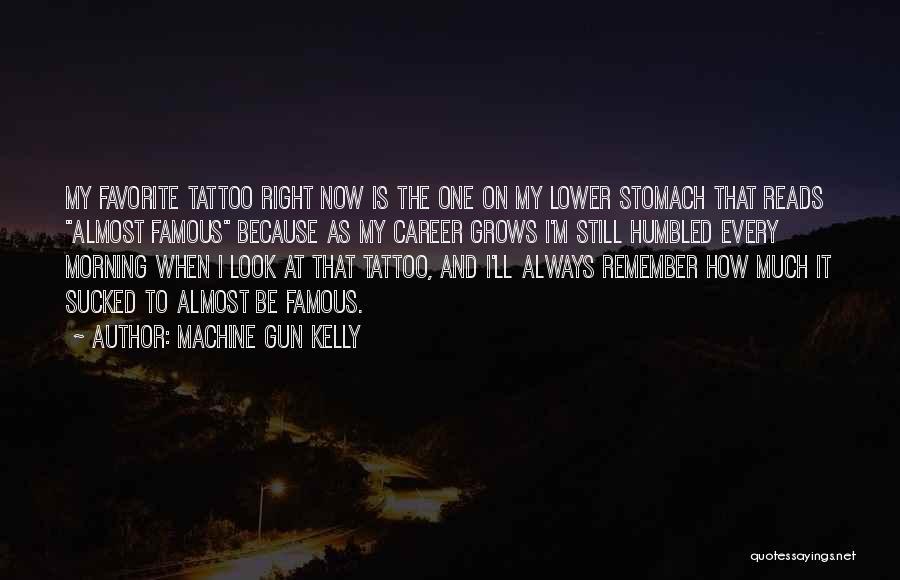 Machine Gun Kelly Quotes 2024179