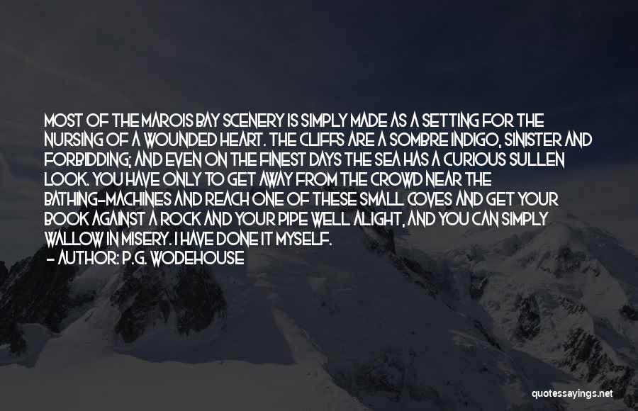 Machines Quotes By P.G. Wodehouse