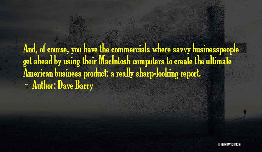 Macintosh Quotes By Dave Barry