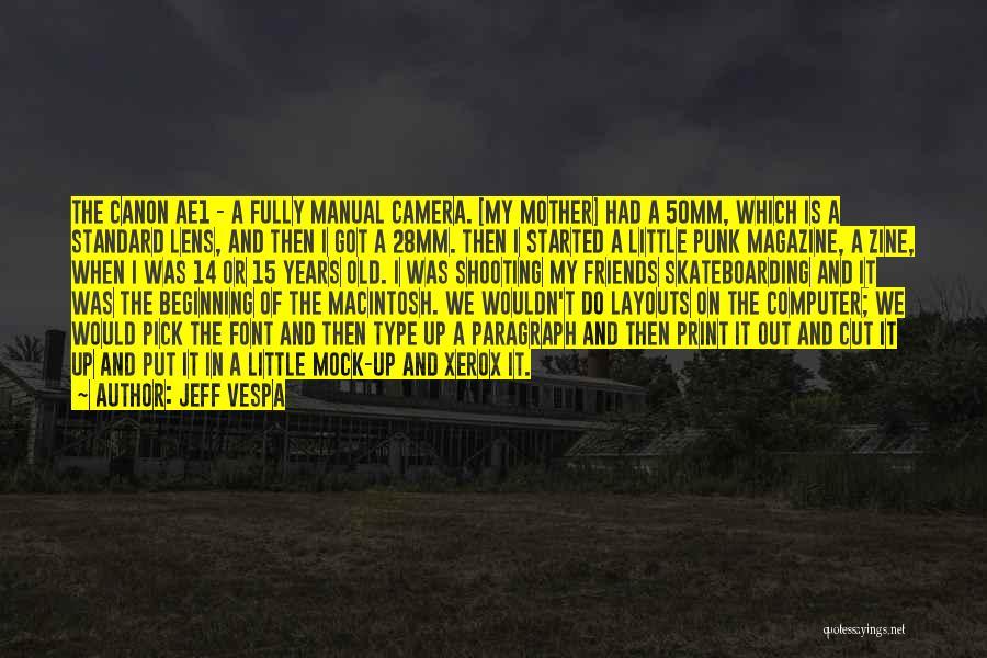 Macintosh Quotes By Jeff Vespa