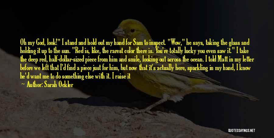 Macintosh Quotes By Sarah Ockler