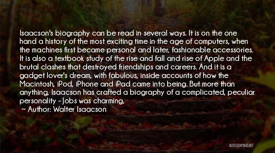 Macintosh Quotes By Walter Isaacson