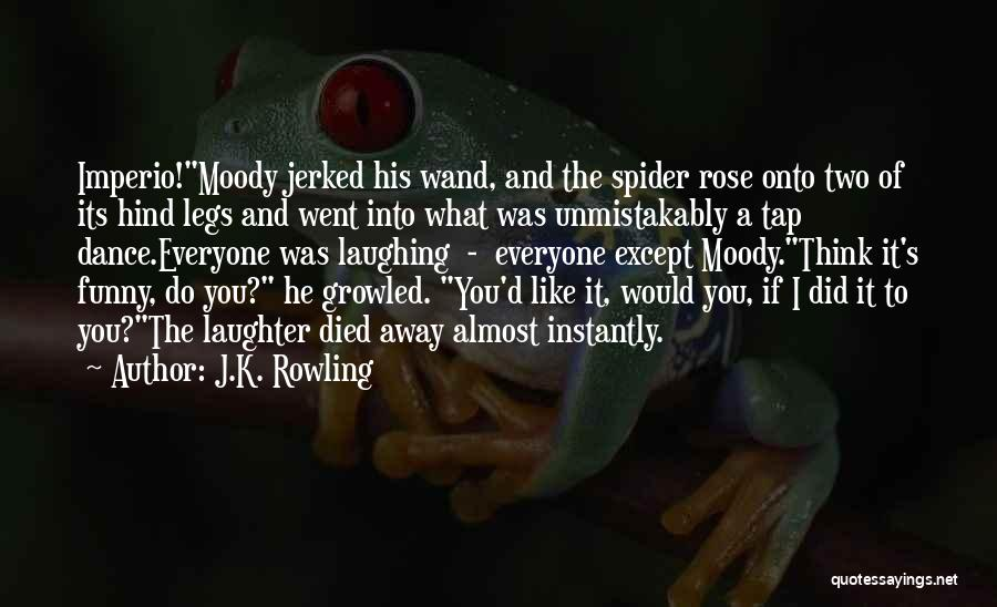 Mad Eye Quotes By J.K. Rowling
