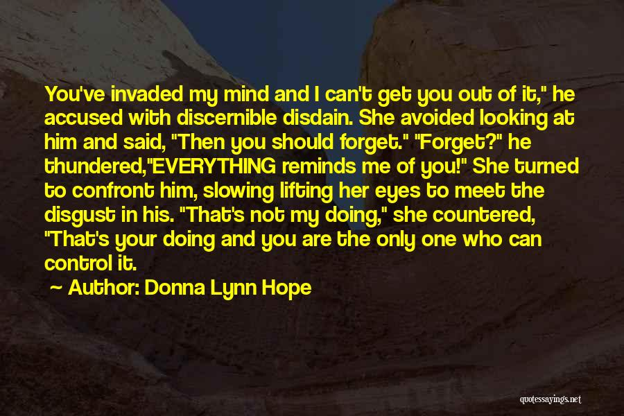 Mad In Your Love Quotes By Donna Lynn Hope