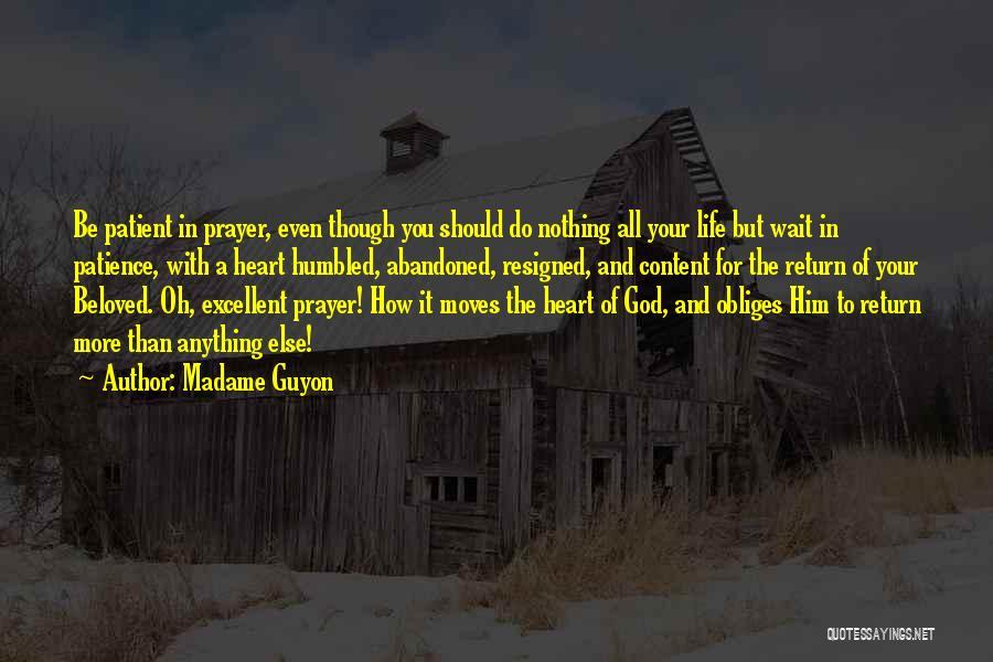 Madame Guyon Famous Quotes & Sayings