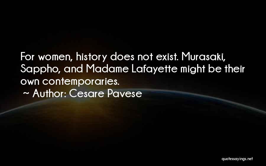 Madame Quotes By Cesare Pavese