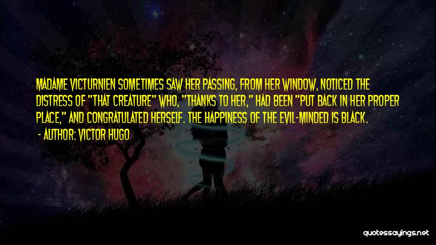 Madame Quotes By Victor Hugo