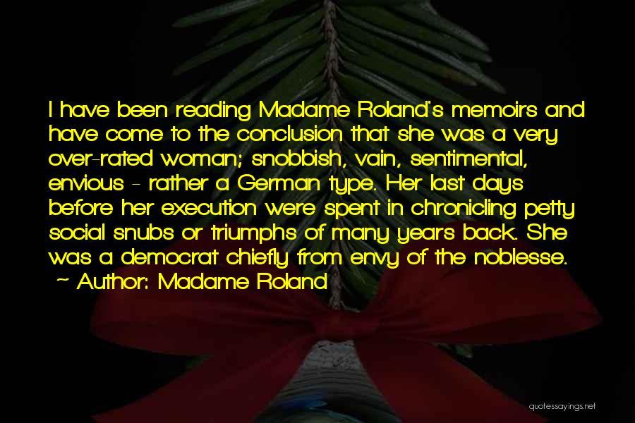 Madame Roland Quotes 1690593