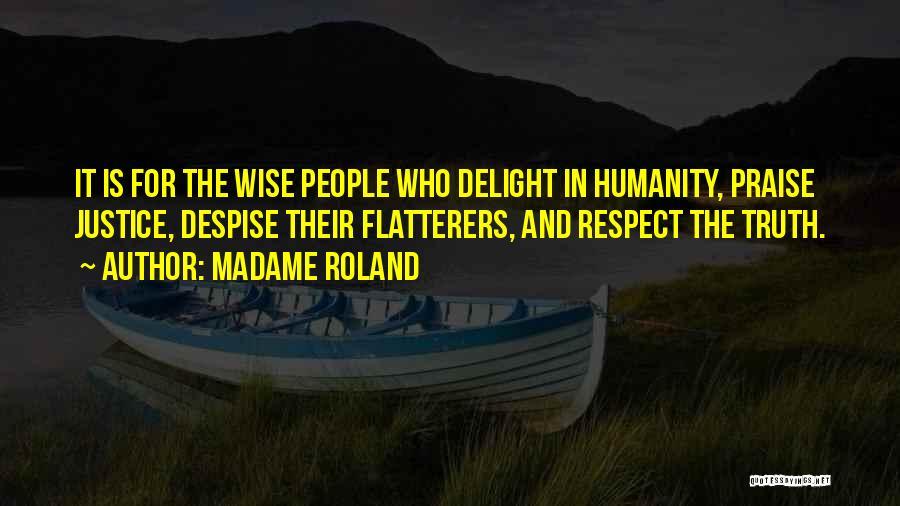 Madame Roland Quotes 793803