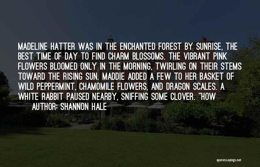 Maddie Hatter Quotes By Shannon Hale