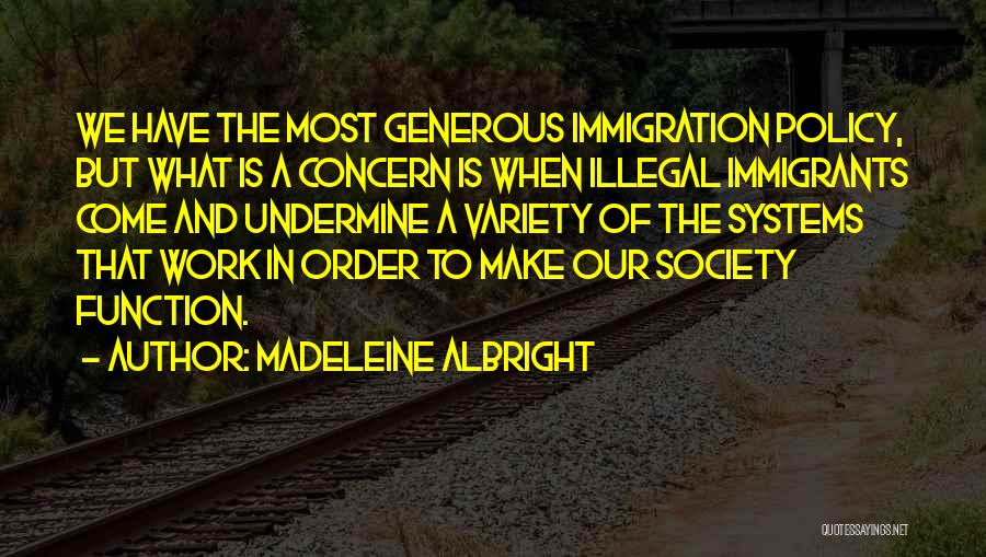 Madeleine Albright Quotes 1055957