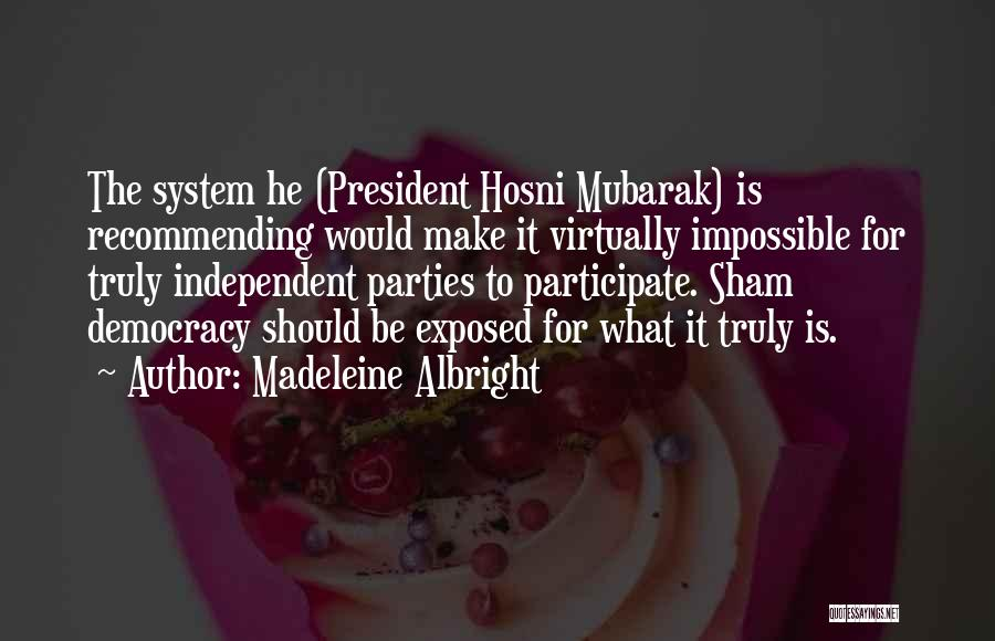Madeleine Albright Quotes 133406