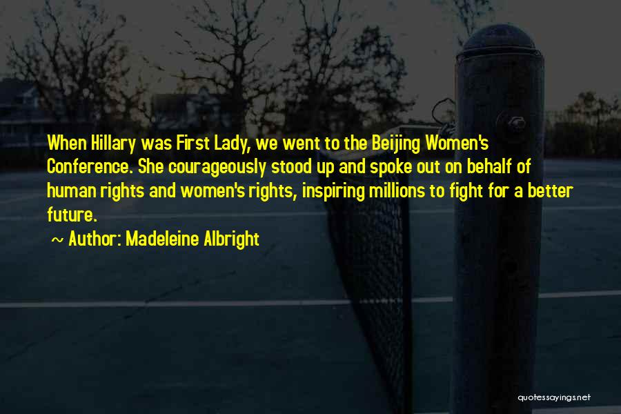 Madeleine Albright Quotes 1658975