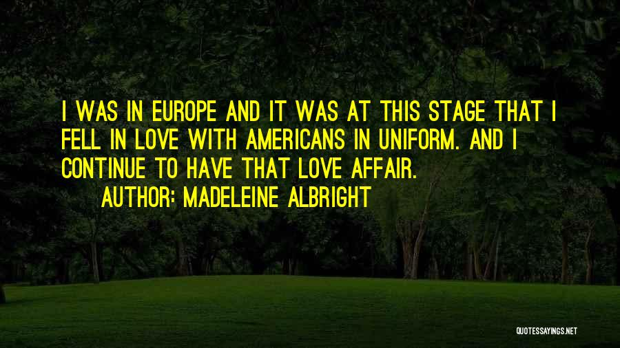 Madeleine Albright Quotes 1714847