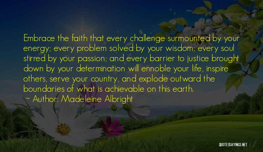 Madeleine Albright Quotes 1739401