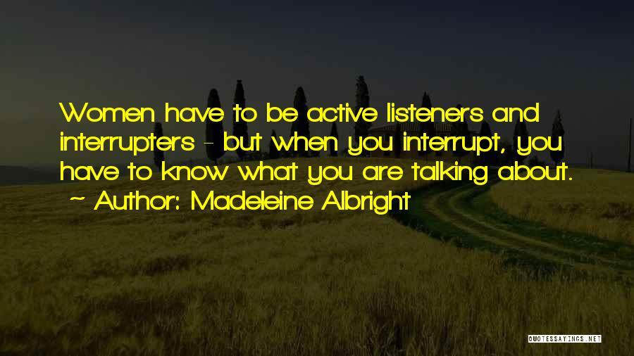 Madeleine Albright Quotes 1991517