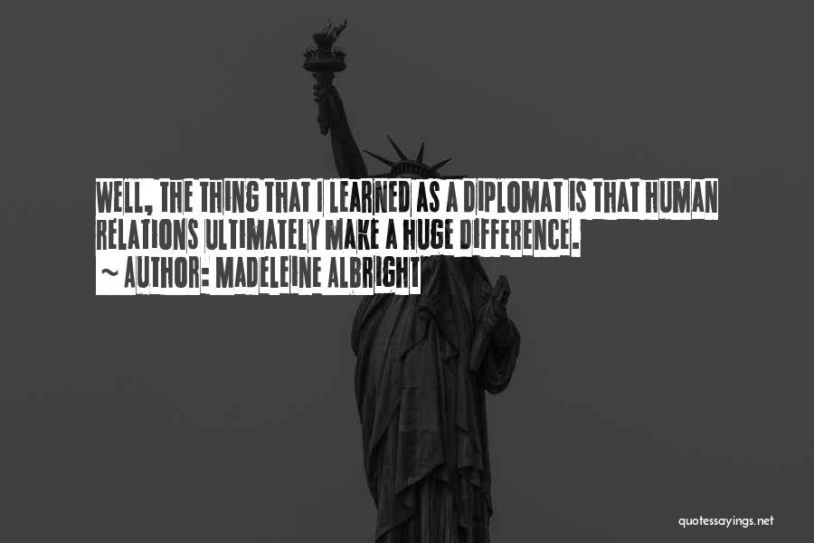 Madeleine Albright Quotes 2019290