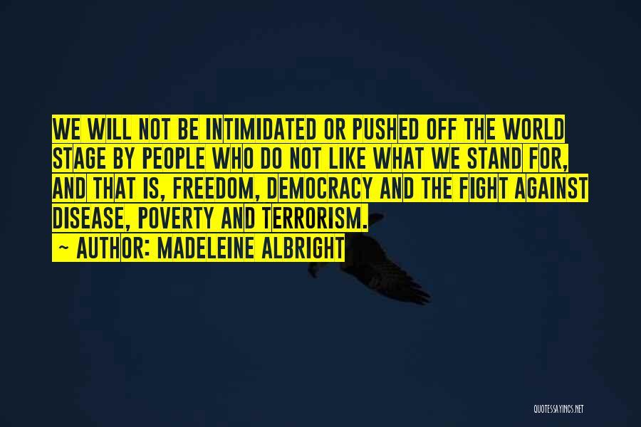 Madeleine Albright Quotes 2176257