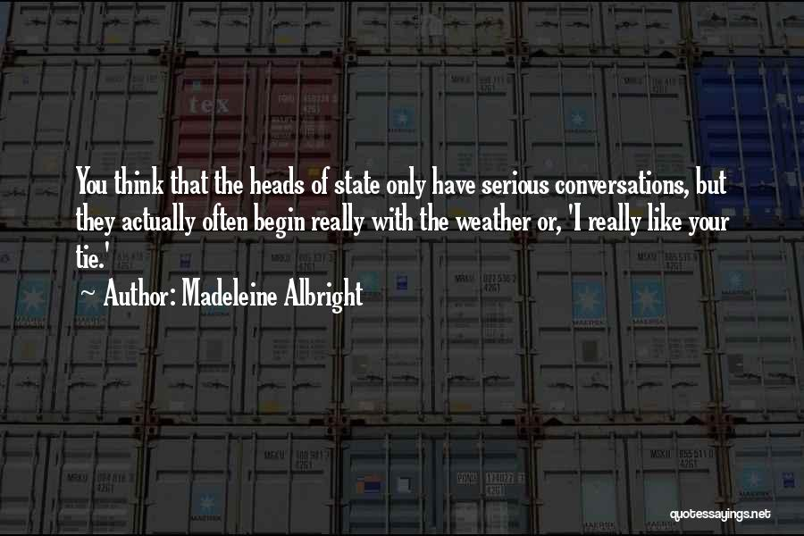 Madeleine Albright Quotes 2226606