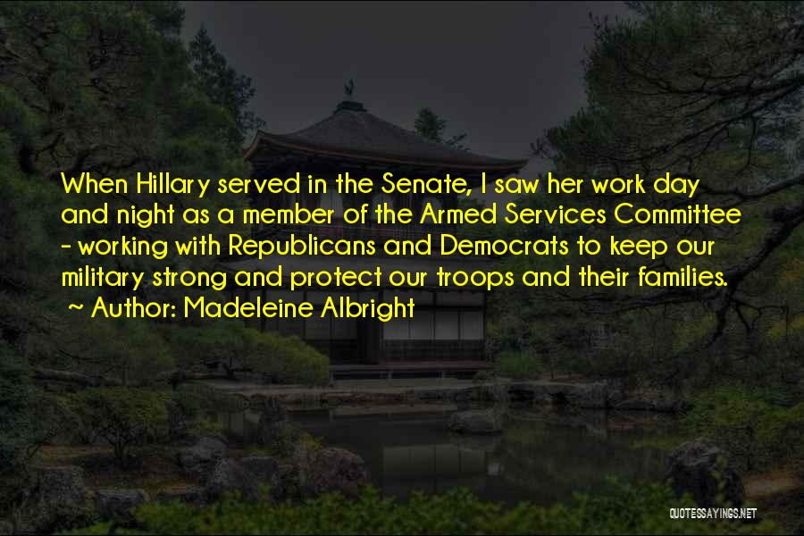 Madeleine Albright Quotes 354239