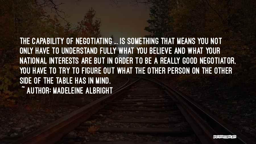 Madeleine Albright Quotes 485334