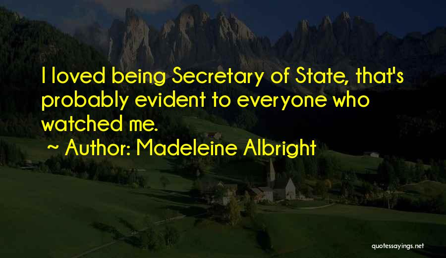 Madeleine Albright Quotes 570563