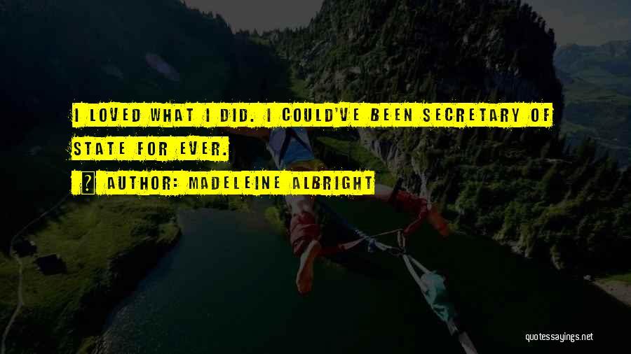 Madeleine Albright Quotes 573565
