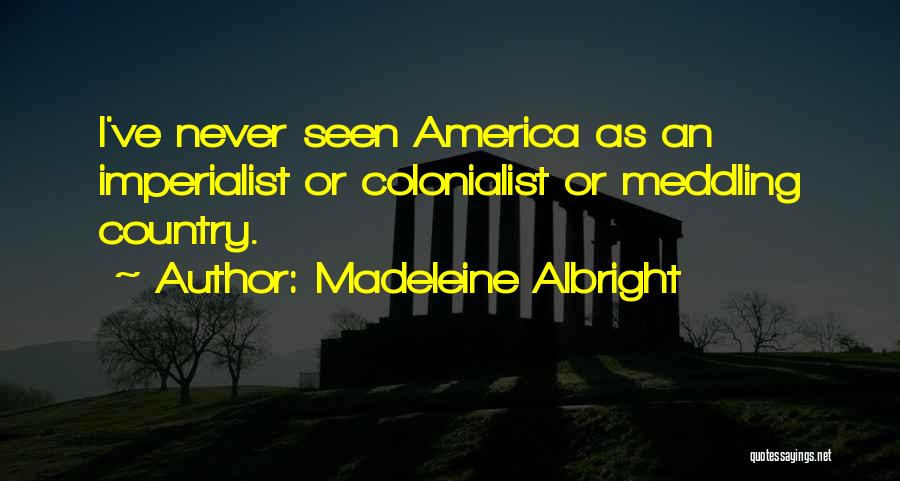 Madeleine Albright Quotes 723087